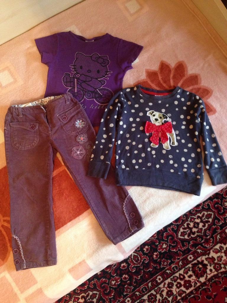Продаю Пакет фирменной одежды для девочки 5 лет. в Жуковском - Барахолка Бебиблога