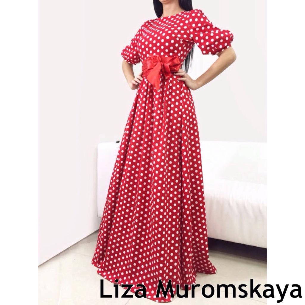 Дизайнер лиза муромская платья
