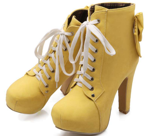 Hee grand woman muller shoes big butterfly knot
