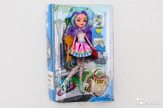 Как сделать сумку для куклы эвер афтер хай