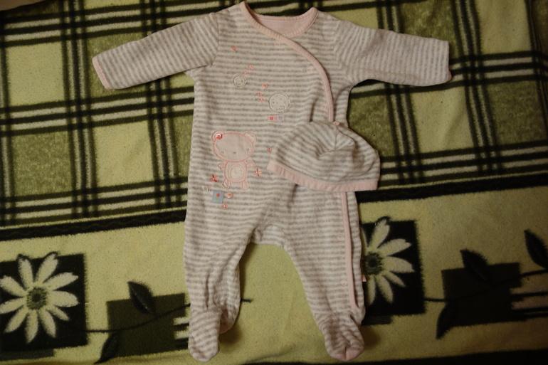 одежда для новорожденого малыша