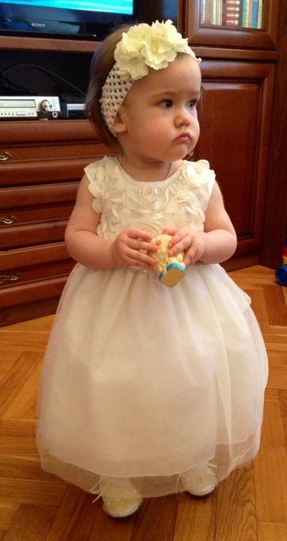 Купить Нарядное Платье Для Малышки