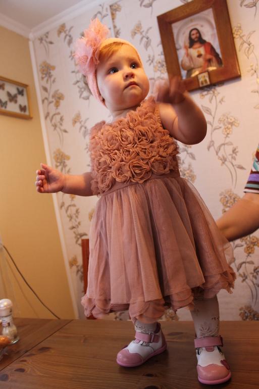 Next нарядное платье