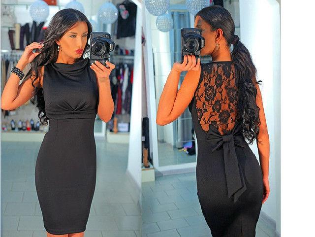 Фото гипюровое платье с открытой спиной