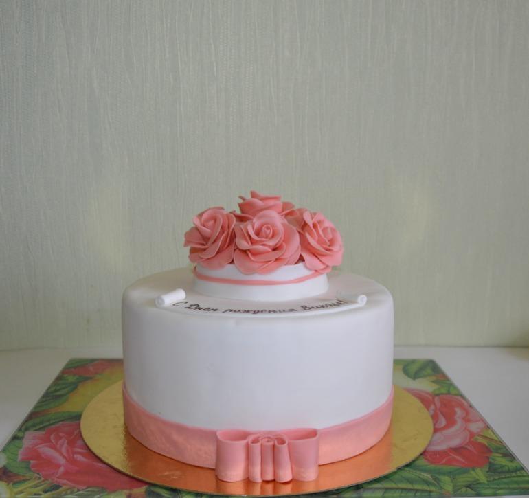 Торт для племянницы