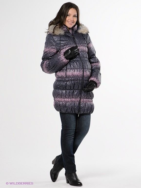 Куртка для беременных (б/у)