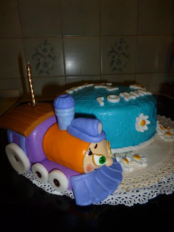 Торт на заказ детские фото 8