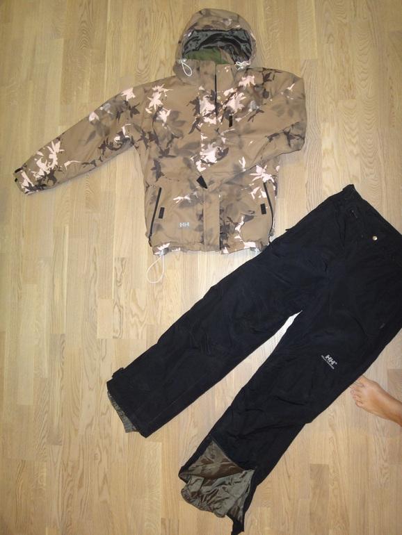 Продаю  костюм Helly Hansen,  XL  4000 рублей