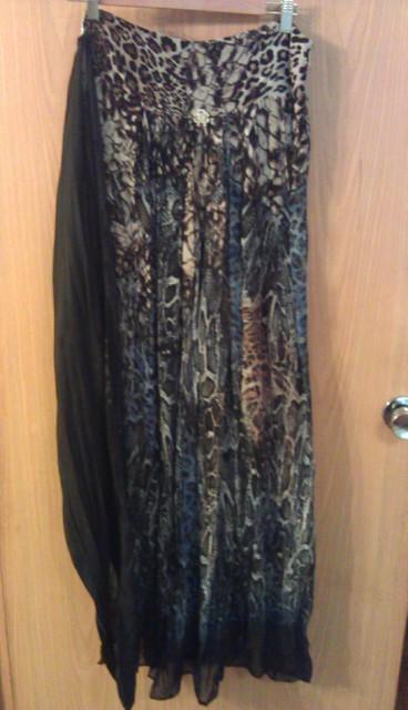 Новые  юбки  42  размер