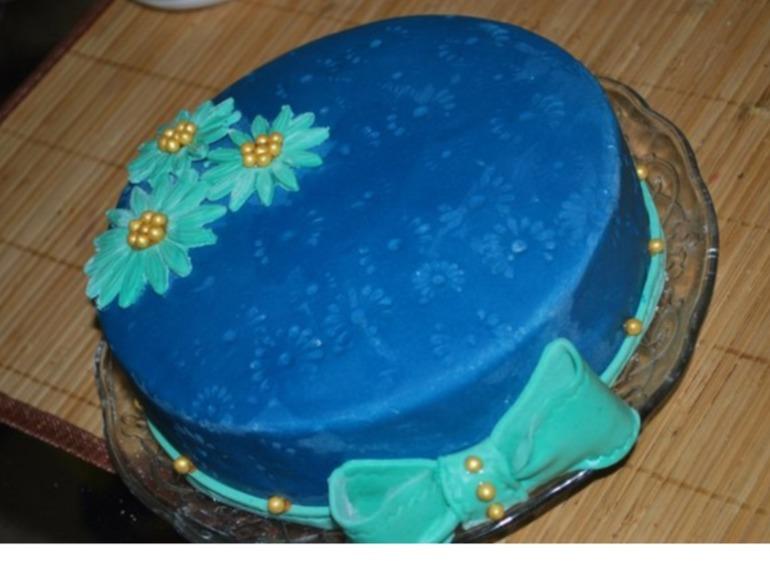 Мои тортики на годовасие сыночка.
