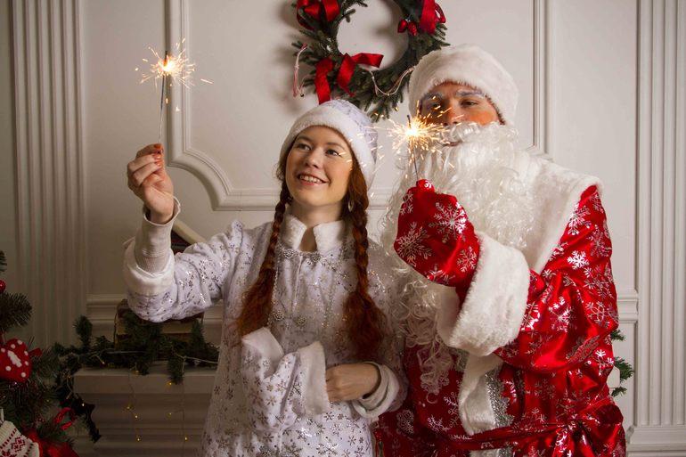 Дед Мороз, Снегурочка и Фотограф от 2500р. Приглашайте скорее, свободных дат все меньше и меньше!