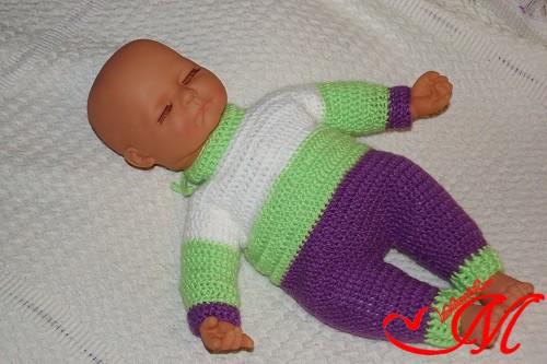 Костюм для куклы BABY BORN
