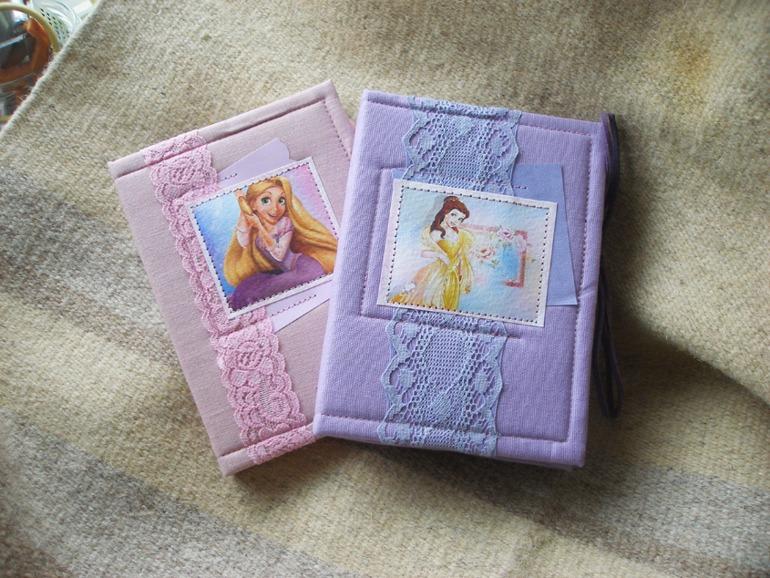 Блокноты для Принцесс.