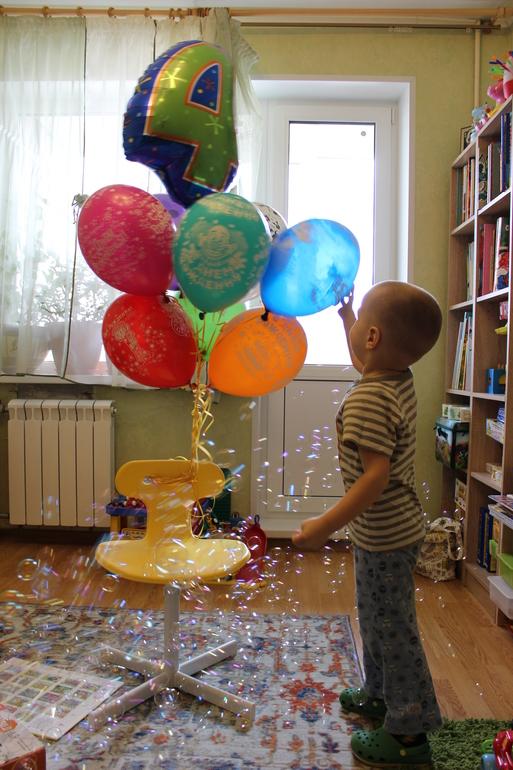 Подарки для мальчика шести лет