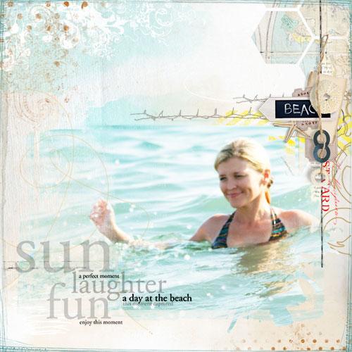 Лето,  море  и  игра-сюрприз