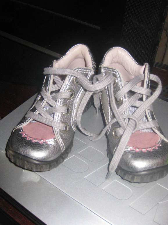 Ботинки  Ecco  -  22  размер
