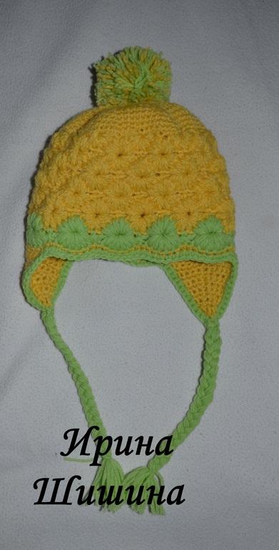очередная шапочка