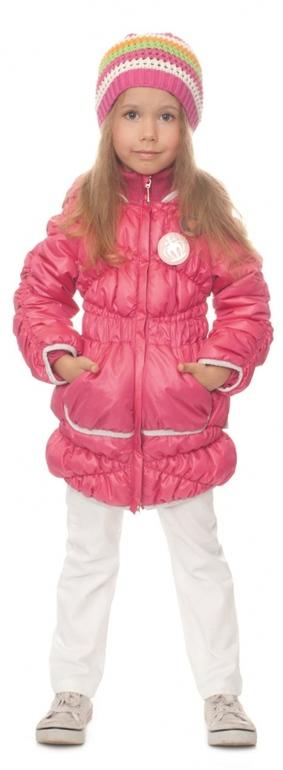 Верхняя одежда на девочку 104-115см.