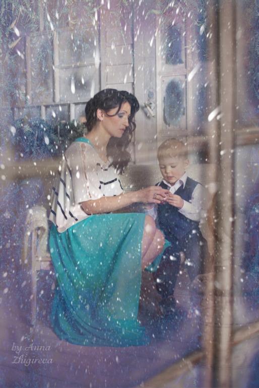 Здравствуйте!  Я  семейный  фотограф  Анна  Жигирева!