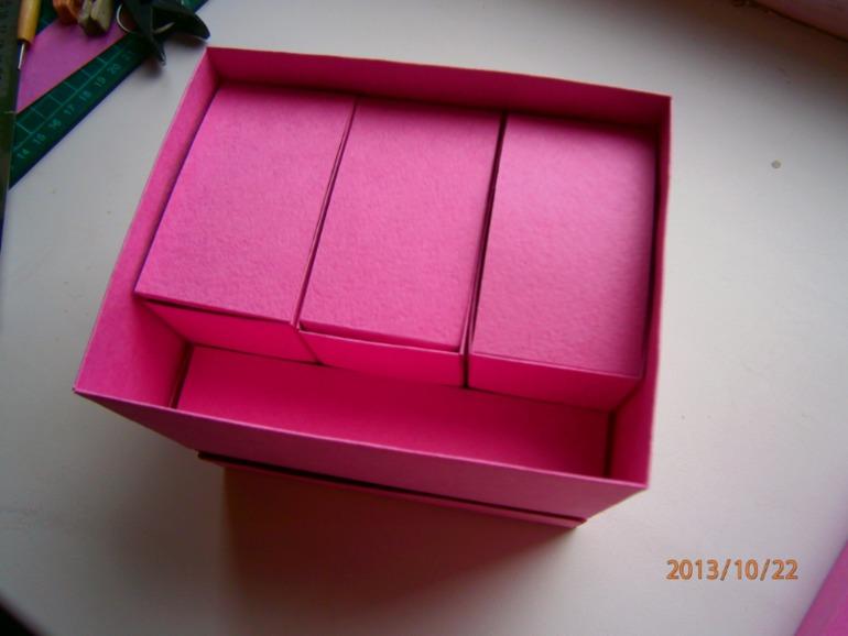 Мастер-класс коробочки для сокровищ