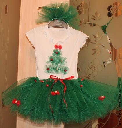 Как делать одежду на новый год