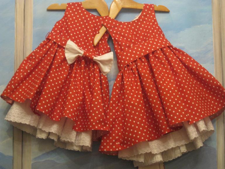 Платье для малышки сшить