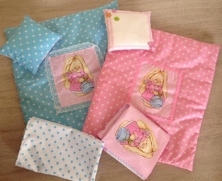Сшить одеяло для куклы