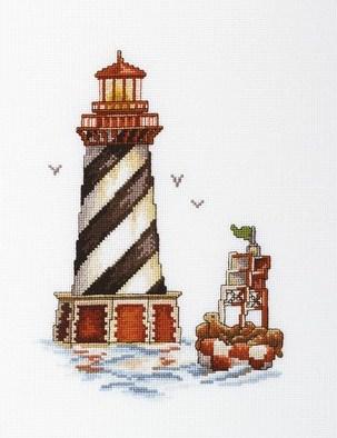 Вышивка маяк значение