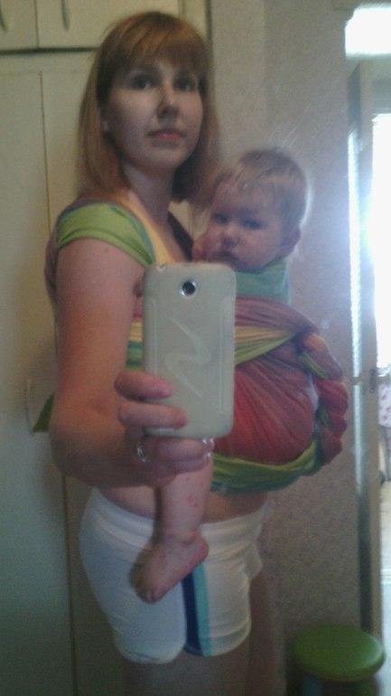 1 год и 2 месяца ребенок:
