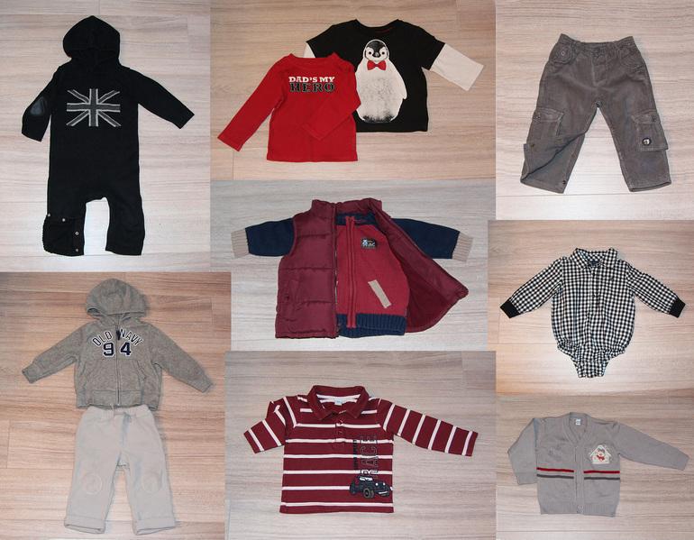 Одежда  для  мальчика  р.  12-18  мес.,  Mayoral,  Crazy8,  Gap,  Old  Navy  в  отличном  состоянии!
