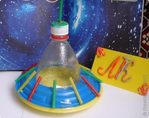 Космический корабль своими руками поделки