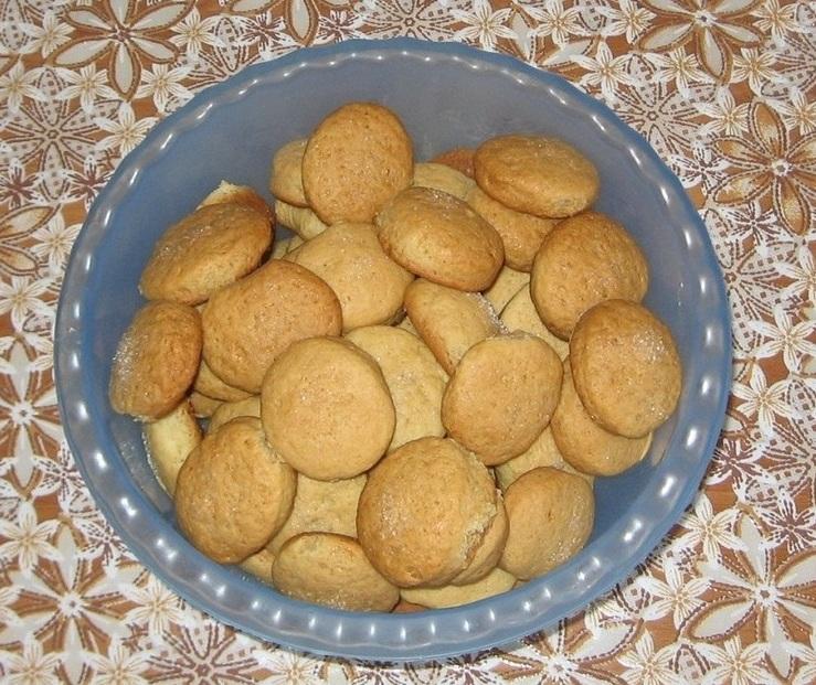 Печенье из огуречного рассола (быстро и вкусно)