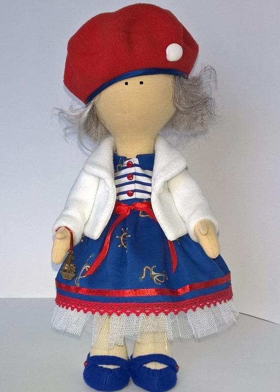 Мастер класс по куклам большеножкам