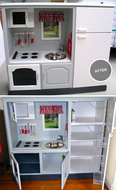 Сделать новую кухню своими руками