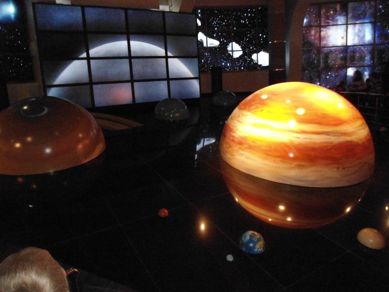 Подарок поход в планетарий 4