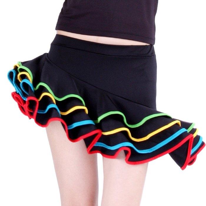 Танцевальная юбка своими руками