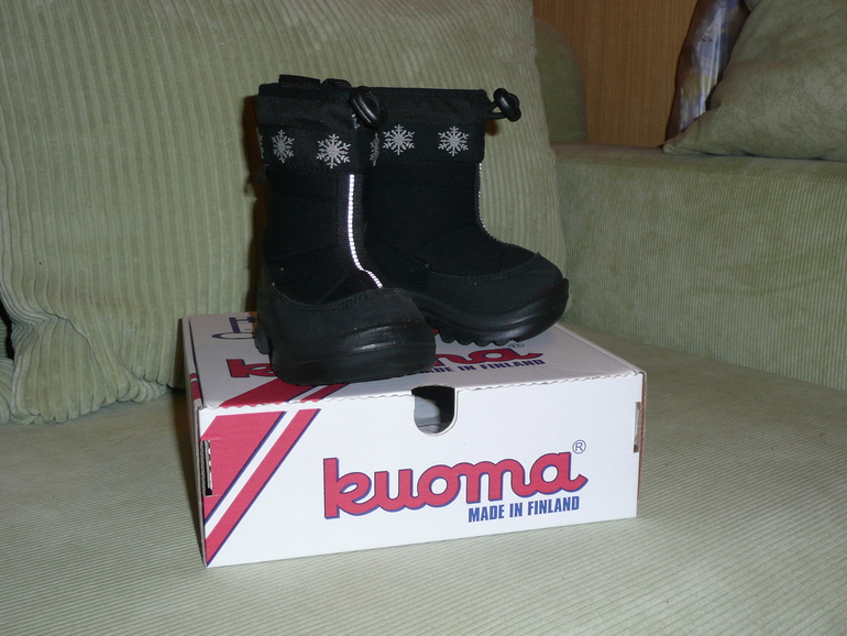 Продаю сапожки Kuoma, размер 22