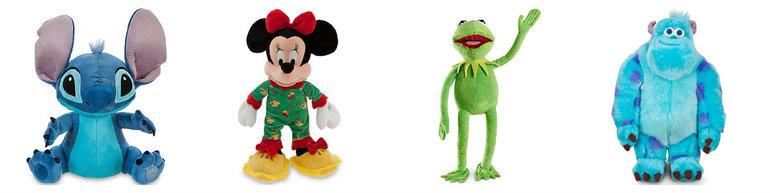 Мягкие игрушки ДИСНЕЙ из США!!! Лотсо, Булзай, Стич, Минни, Микки, Салли, Плюшева, Иззи, Мэри Поппин