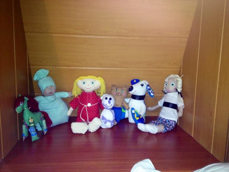 Мои игрушечки