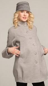Пальто для беременных фирмы Yourweather, р.46, м.Октябрьское поле, 3000руб.