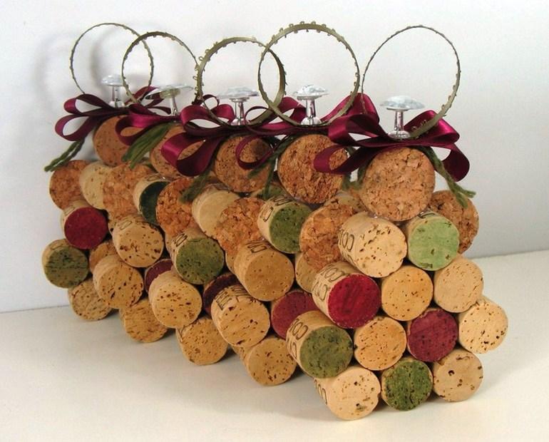 Изделия из пробок от вина своими руками фото