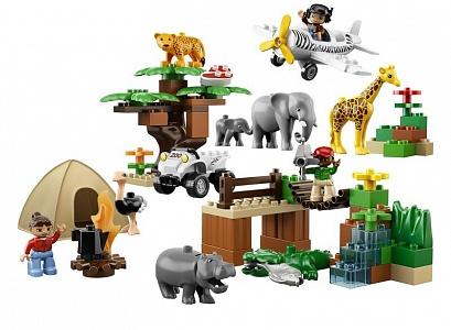 Какой набор LEGO, купить для ребенка 1,5 лет?