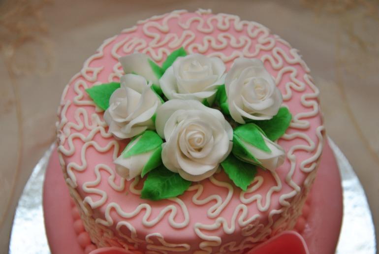 Идея торта на 25 лет фото 9