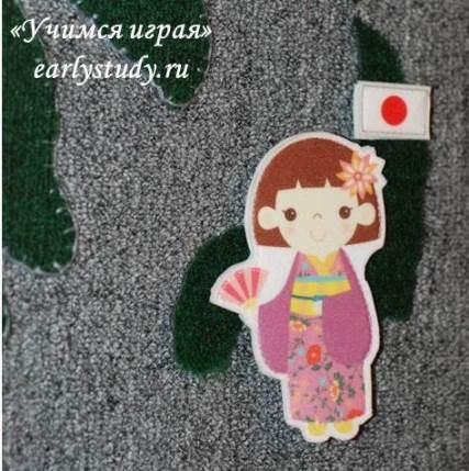 Тематические игры Япония (часть 1)