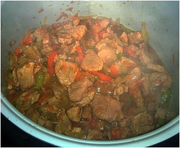 Соус для гречки с мясом рецепт с пошагово
