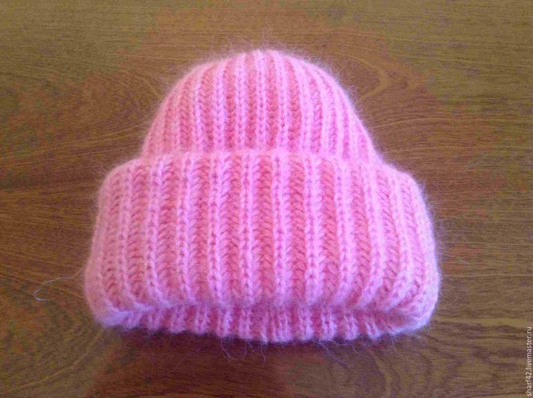 Вязание шапок такори