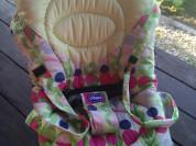 Шезлонг, кресло-качалка Chicco Dreams