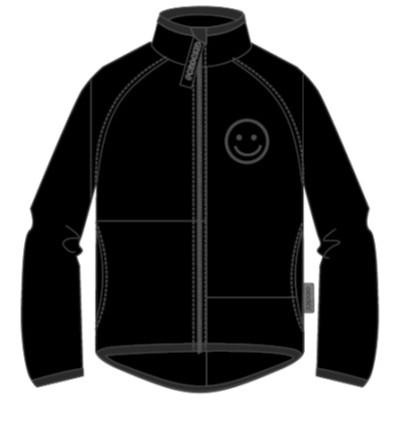 Флисовая поддева CROCKID Крокид куртка для мальчика ЗИМА