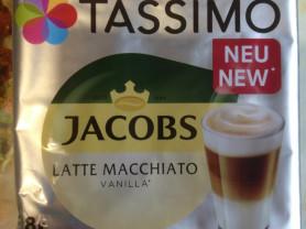 кофе в капсулах Tassimo  Latte Macchiato Vanilla