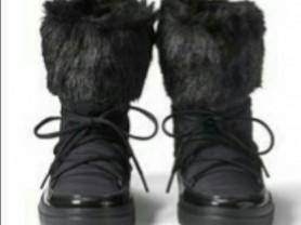 Новые зимние дутики Crocs, оригинал, до -15°С